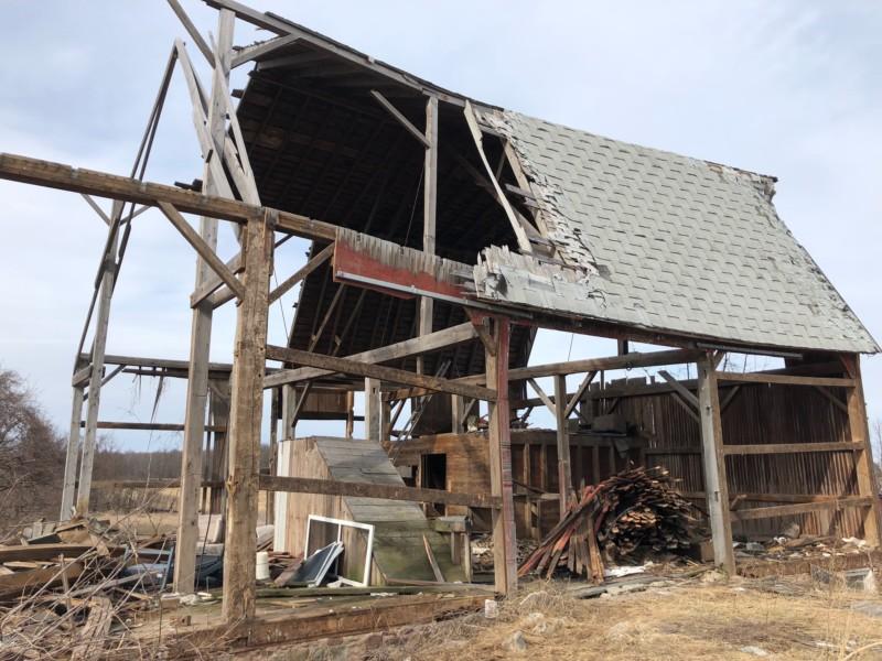 Clarendon Barn Reclaim
